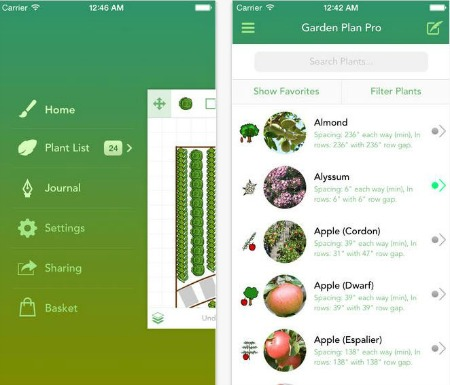 8 Garden Apps for iPhone, iPad and Android - One Hundred ...