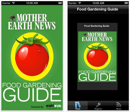mother earth news app