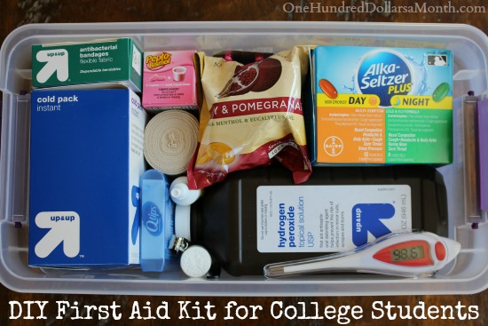 5 Care Package Ideas For College Students One Hundred Dollars A Month