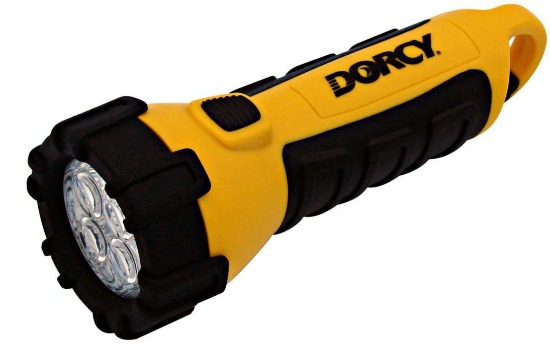dorcy flashlight