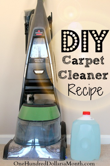 Tips for Steam Cleaning Carpets My Favorite DIY Carpet Cleaner Recipe