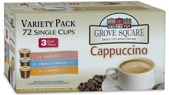grove square cappuccino cups