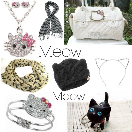 kitty cat gifts