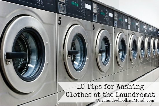 10 tips for washing clothes at the laundromat one hundred dollars 10 tips for washing clothes at the laundromat one hundred dollars a month solutioingenieria Gallery