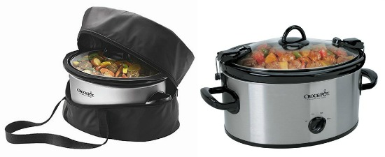 crock pot carrier bag