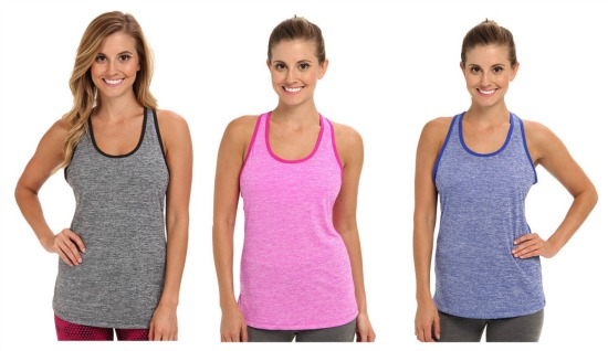 new balance workout tank tops