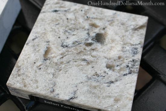 safari polished quartz