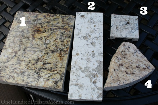 The Best Counter Top For White Cabinets