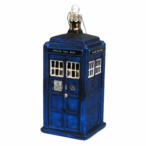 dr who ornament