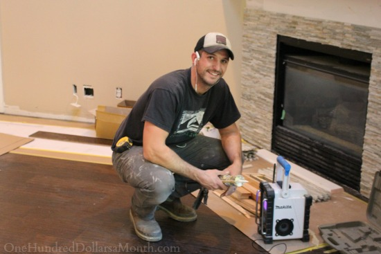 Cameron the handyman