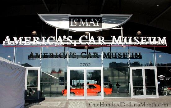 LeMay-Car-Museum