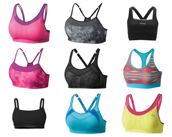 sports bras with a lot of support