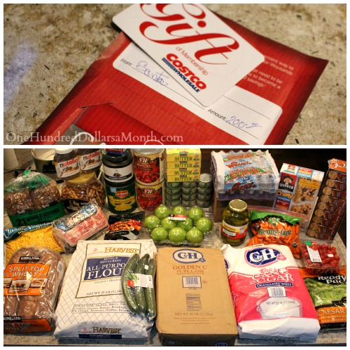 costco cash gift card