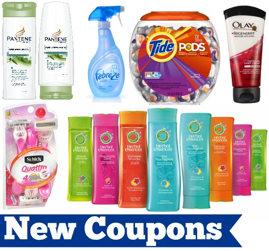 herbal essence coupons