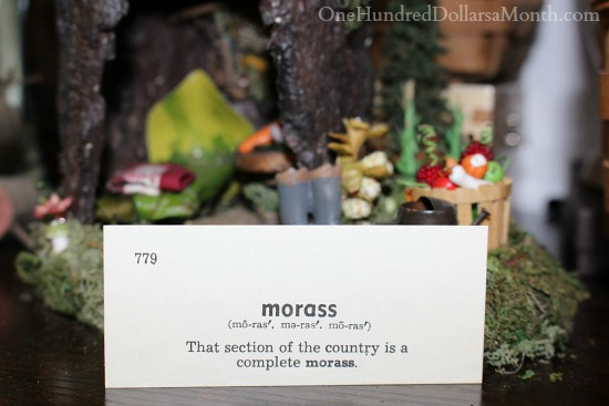 morass word of the day