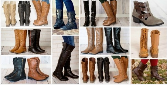 boot blowout sale