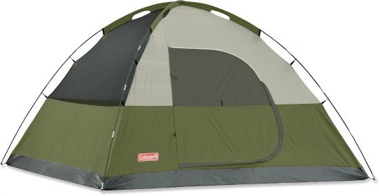coleman tent 6 person