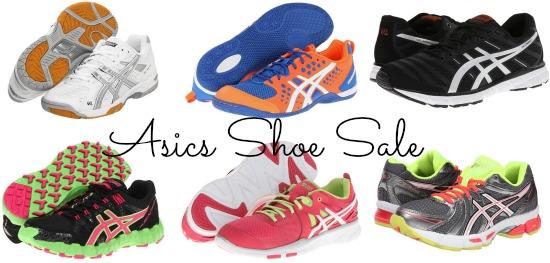 asics shoe sale