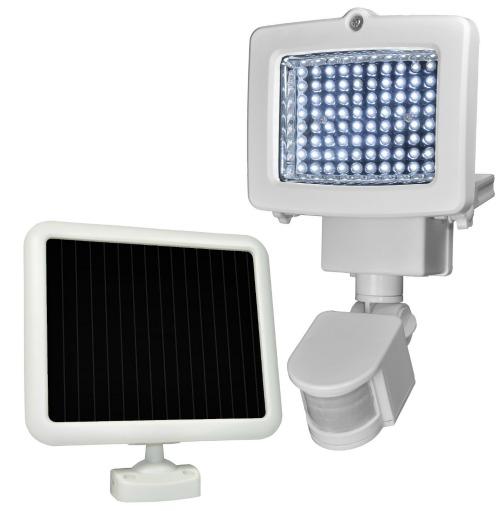 80-LED Solar Motion Light