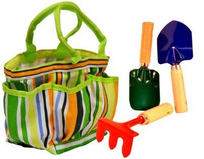 child garden tools