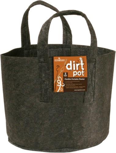 dirt pot