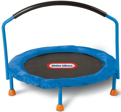 litle tykes trampoline