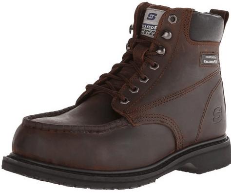 sketchers work boots