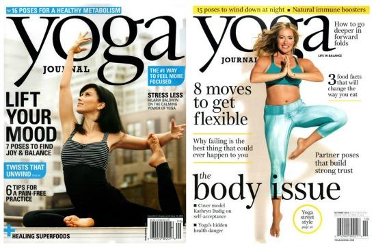 yoga journal magazine