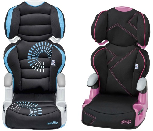 evenflow booster seat