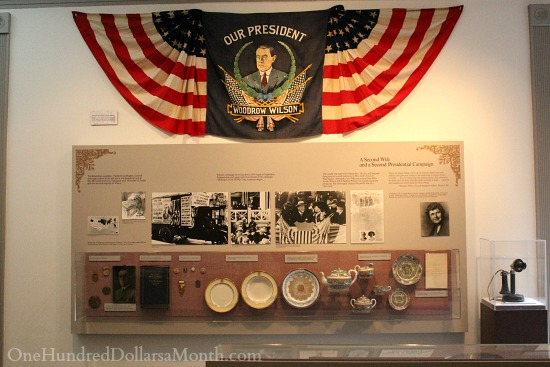 woodrow wilson museum