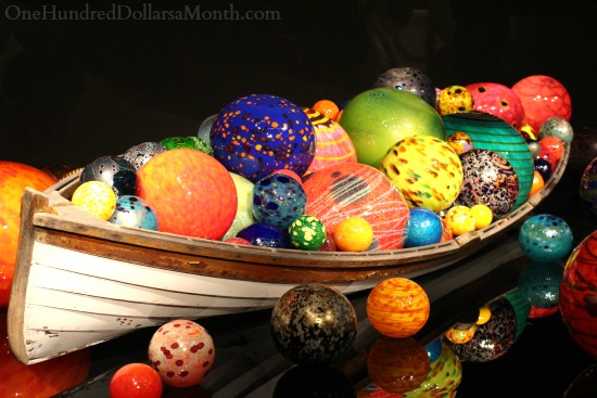 Chihuly Garden and Glass - Seattle, WA