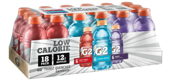 Gatorade G2 Thirst Quencher Low Calorie Variety Pack