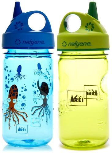 REI Toddlers' Grip-N-Gulp Water Bottle - 12 fl. oz.