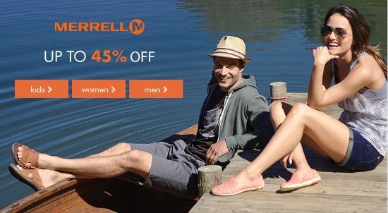 merrell shoe sale