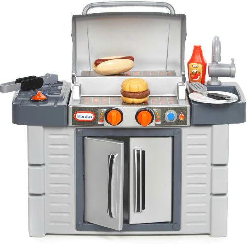 Little Tikes Cook Grow BBQ Grill