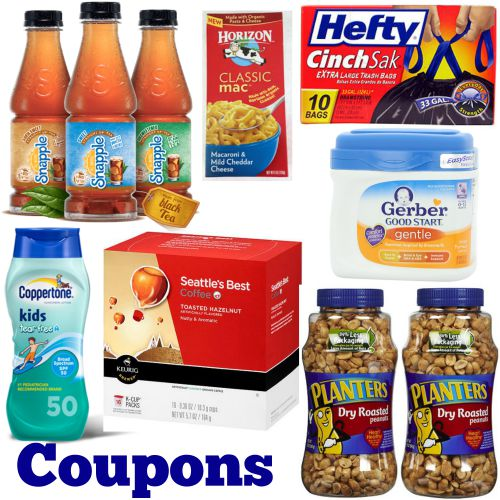 snapple coupons