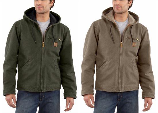 Carhartt Sierra Hooded Jacket