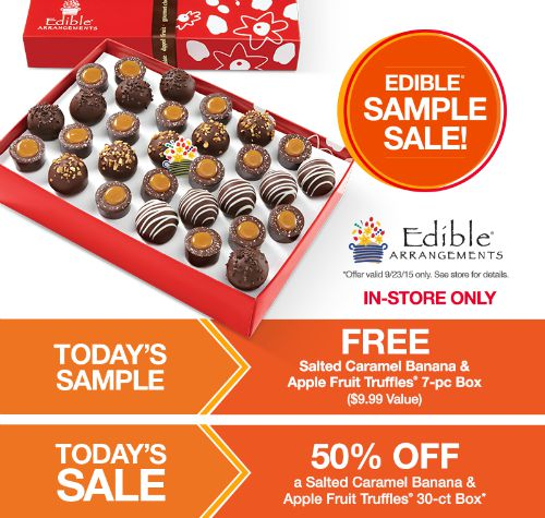 Edible Arrangements coupon