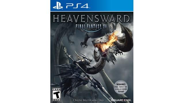 Final Fantasy XIV Heavensward - PlayStation 4