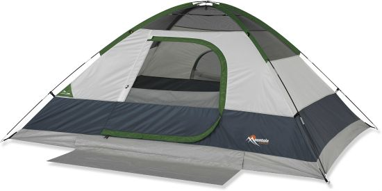 Mountain TRAILS 4-Person Family Tent