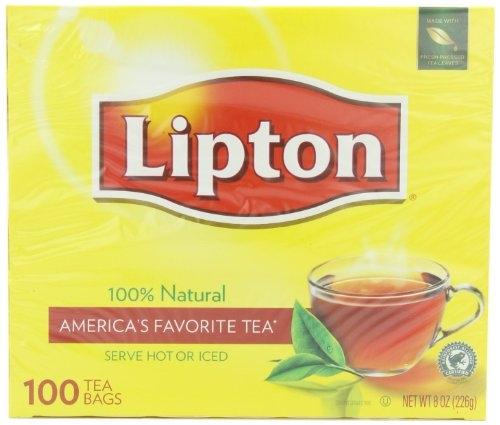 lipton tea coupon