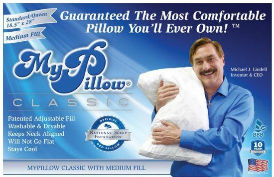 my pillow