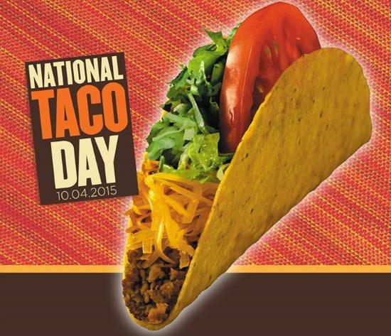 free taco
