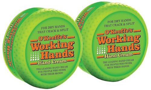 okeeffes working hands