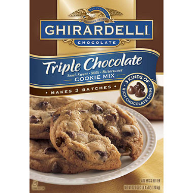 Ghirardelli Cookie Mix coupon