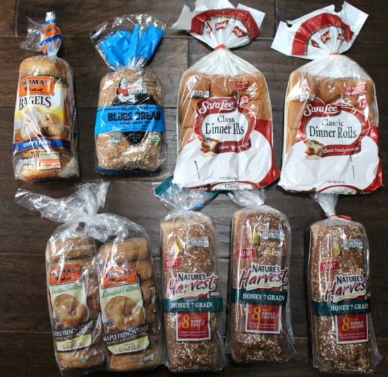 bakery outlet bread