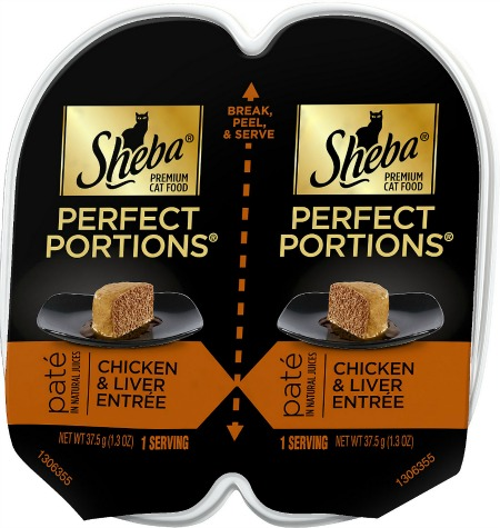 SHEBA PERFECT PORTIONS Food for Cats coupon