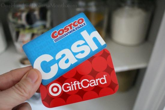 costco cash card