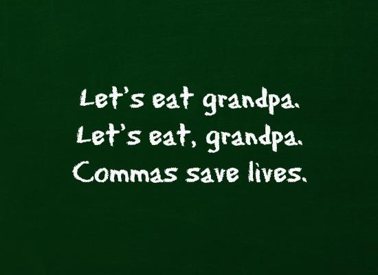 quotes - eat grandpa