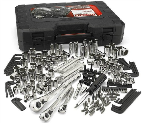 Craftsman 230-Piece Mechanics Tool Set